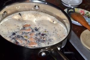 2nd boil
